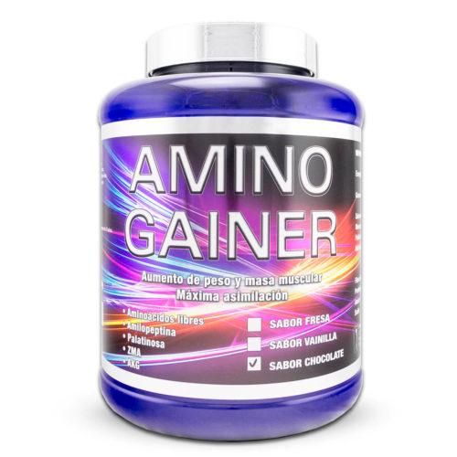 Amino gainer