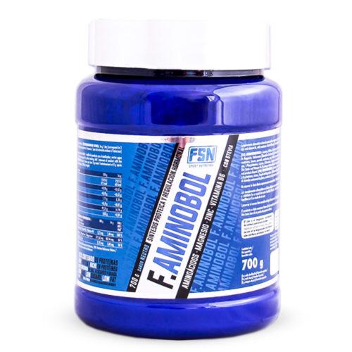 Aminobol síntesis proteica y regulación hormonal