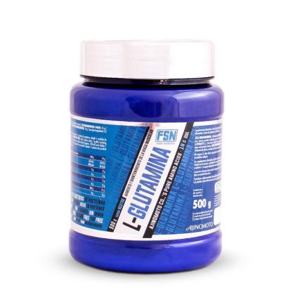 suplemento de glutamina
